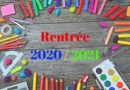 Inscriptions Ecole 2020 -2021