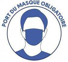 Port du masque obligatoire dans toutes les communes de la Sarthe
