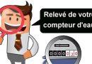RELEVE DES COMPTEURS D'EAU